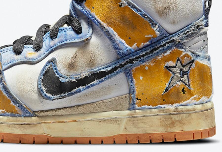 Dunk SB,Nike,发售,CV1677-100  Vibe 风十足!「地毯公司」Dunk SB 发售方式有点特殊!