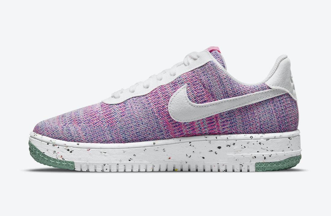 Nike,Air Force 1,Flyknit 2.0,D  Air Force 1 也有环保鞋了!即将正式发售!