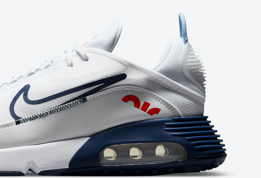 Air Max 2090,Nike,DM2823-100  经典海军蓝装扮!全新 Air Max 2090 即将发售!