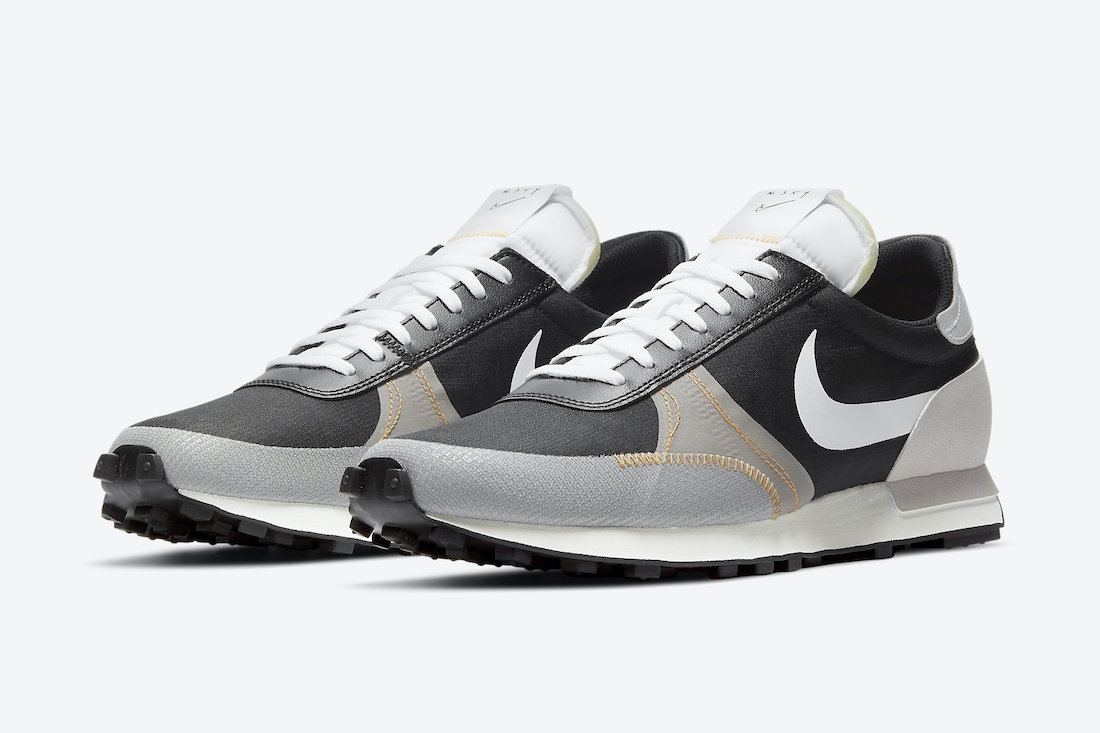 Daybreak,Nike,CU1756-001  时髦结构元素!这双 Nike 复古鞋也太酷了!