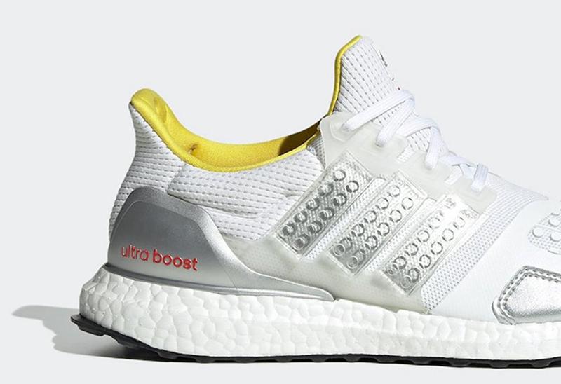 LEGO,adidas,Ultra Boost,DNA,FY  乐高爱好者狂喜!adidas x LEGO 联名鞋又添新款!