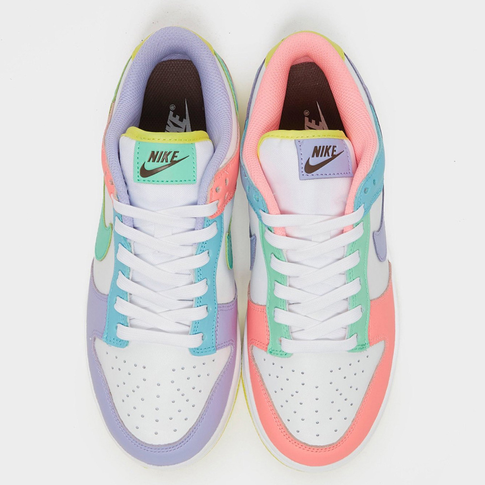 Dunk,Nike,DD1503-600,DD1503-10  赛车 + 薄荷绿 + 复活节彩蛋!三双清爽 Dunk 新品即将发售!