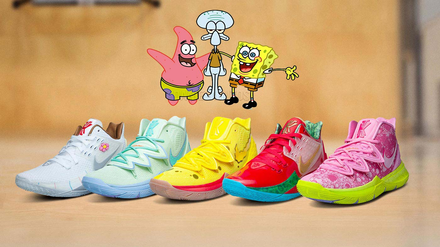 Concepts,Nike,Kyrie 7,CT1137-9  神秘埃及主题!CNCPTS x Kyire 7 首次曝光!