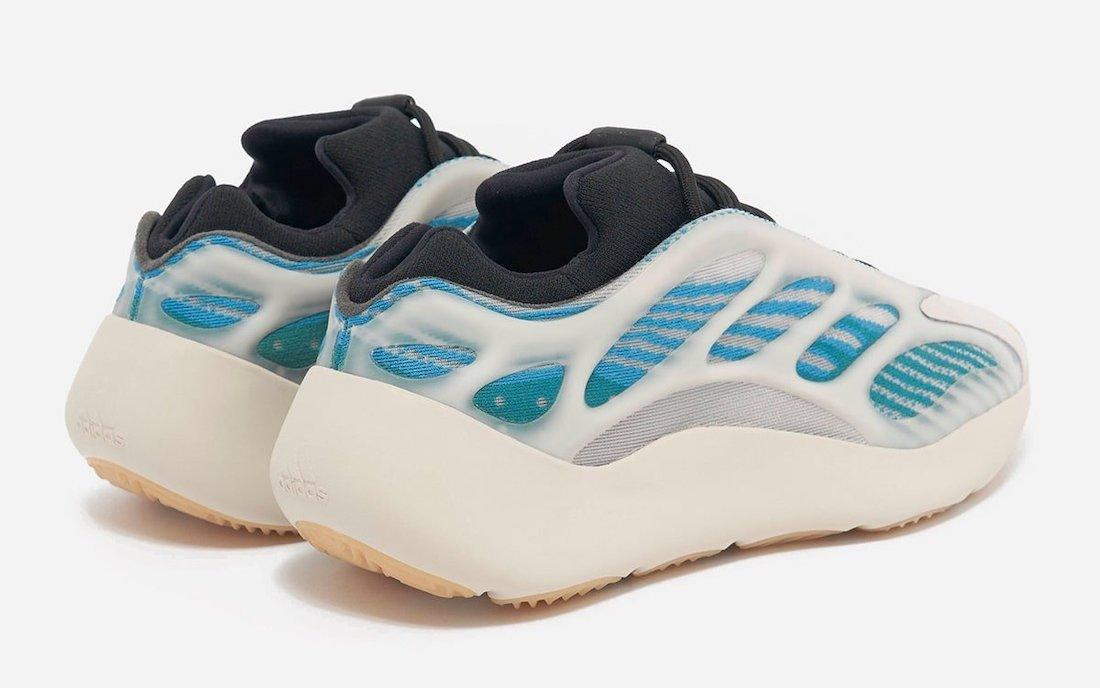 adidas,Yeezy 700 V3,发售  全新 Yeezy 700 V3 太适合春夏穿!喜欢可得趁早买!
