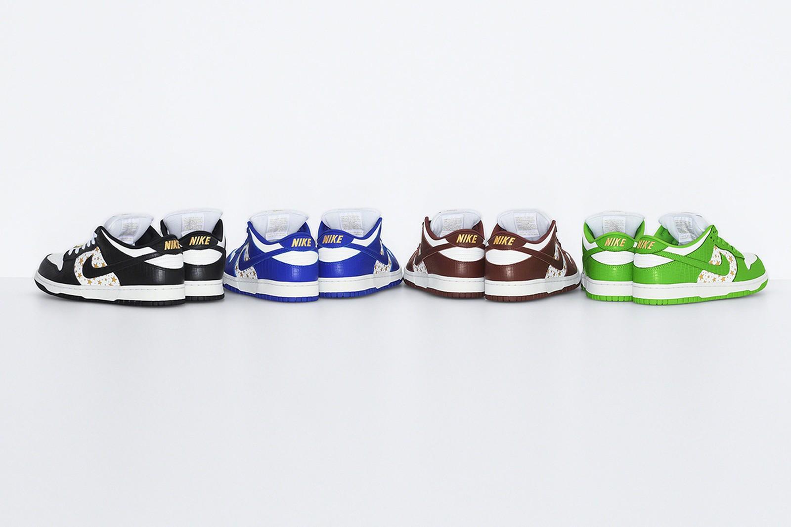Nike,Supreme,SB Dunk,发售  SNKRS 不发?!Supreme x SB Dunk 本周发售!现在天价了!