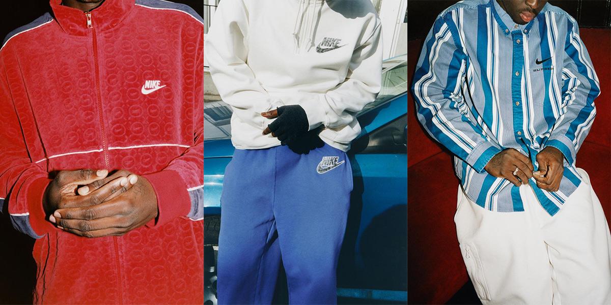 Supreme,Nike  又得加价买了!Supreme x Nike 2021 春夏系列本周发售!