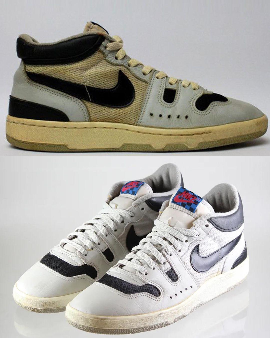 Nike, Mac Attacks,Travis Scott  Vibe 风十足!Travis Scott 上脚神秘 Nike 新鞋曝光!