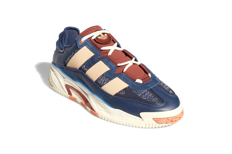 adidas,Originals Niteball,navy  神似 Yeezy 700!全新配色 adidas Originals Niteball 官图曝光!