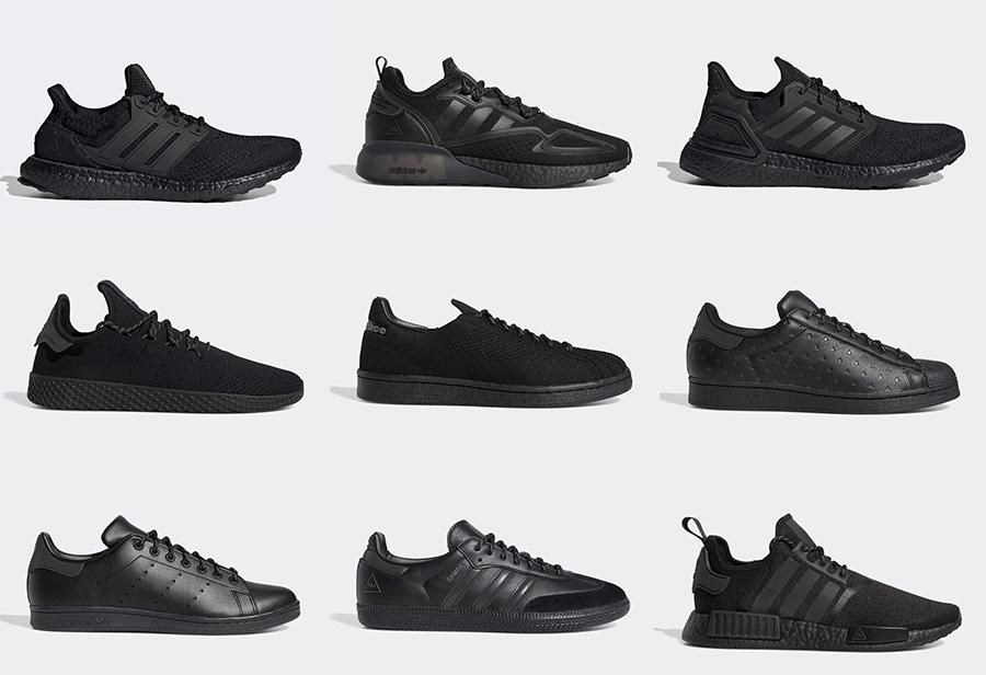 adidas,菲董,黑武士,发售  完全颠覆传统!菲董 x adidas 新联名太帅了吧!