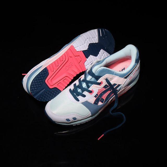 atmos,ASICS,1201A051-750,1201A   回归街头! atmos x ASICS 推出全新联名鞋款!