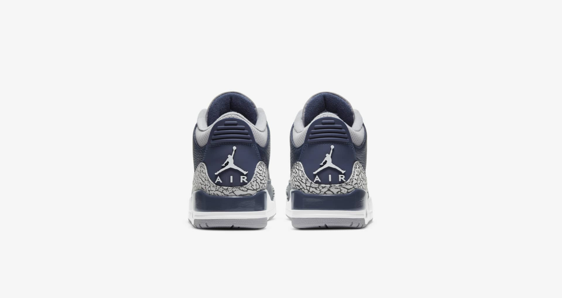 AJ,AJ3,CT8532-401,Navy Blue,Ye  明日发售提醒!「海军蓝」AJ3、「灰珍珠」Yeezy 350 V2!