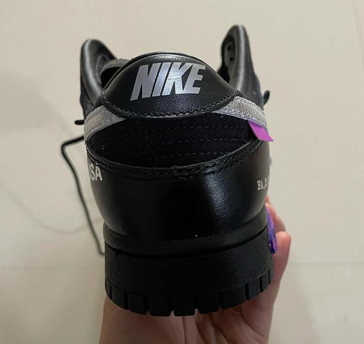 OFF-WHITE,Nike,Dunk Low,The 50  真香!「隐藏款」OW x Nike Dunk 实物曝光!等不及买了!