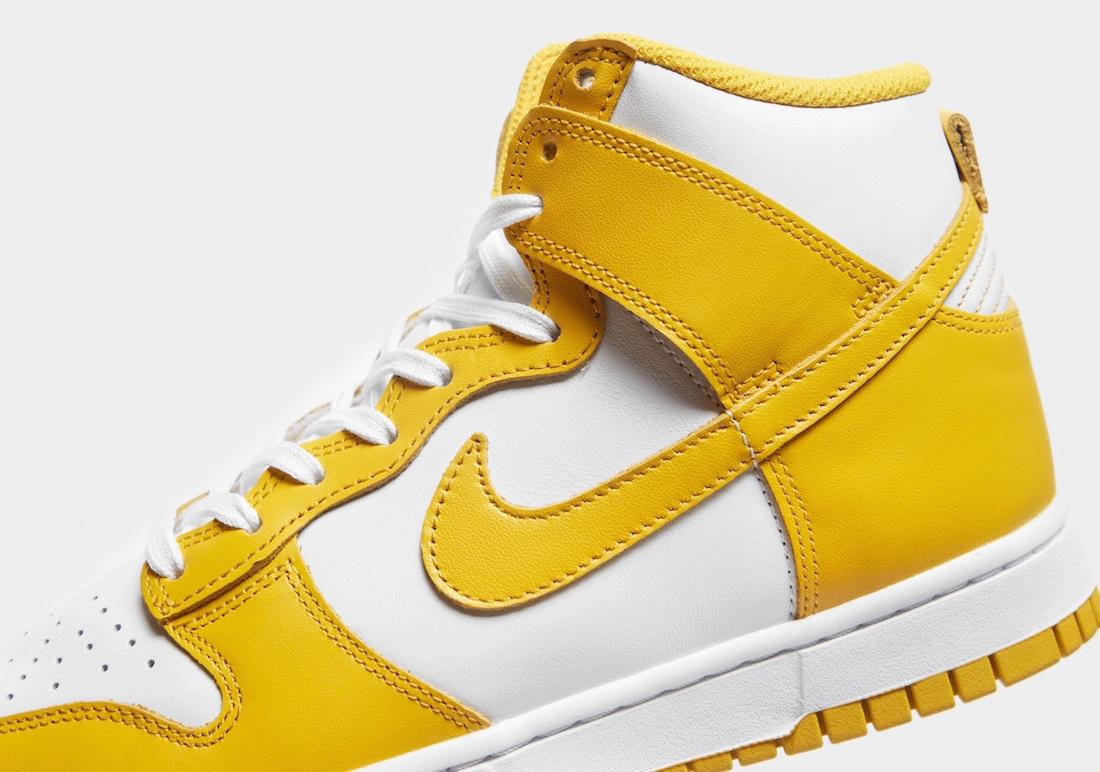 Nike,Nike Dunk High,发售,DD1869-  「白武当」来了!全新配色 Nike Dunk 即将发售!