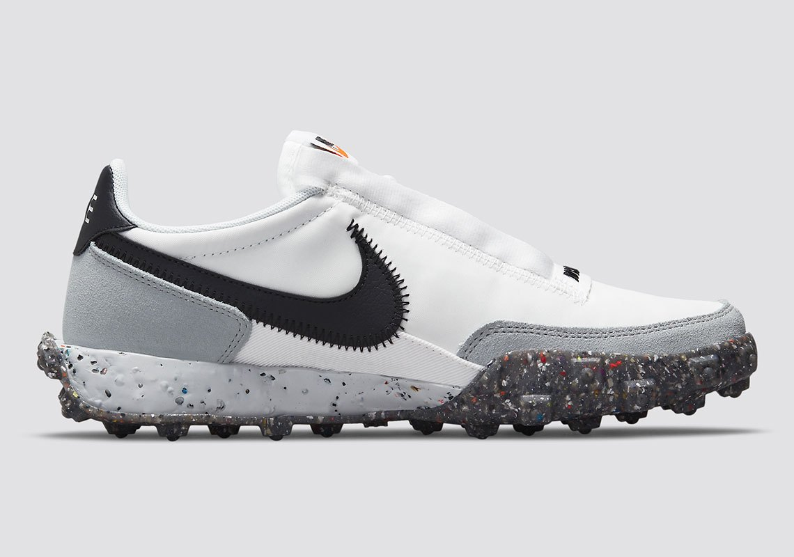 Nike,Nike Waffle Racer Crater,  白水泥来了!全新 Waffle Racer Crater「垃圾鞋」曝光!