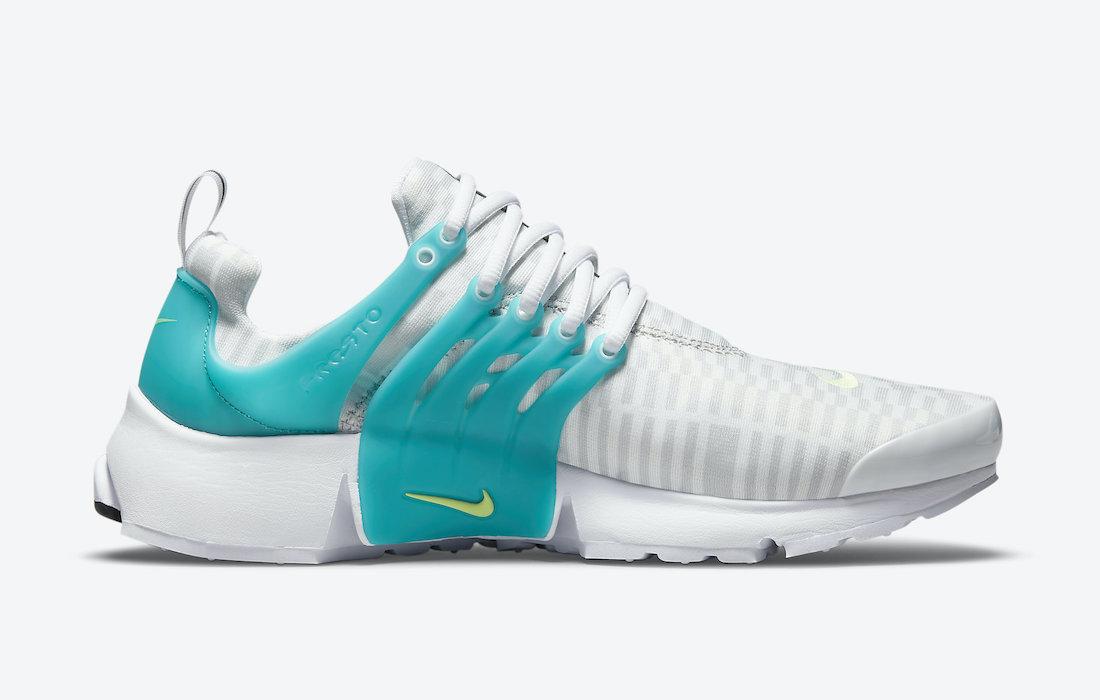 DJ6899-100,Air Presto,Nike DJ6899-100 绝配春夏!经典鞋型 Nike Air Presto 迎来新配色发售!