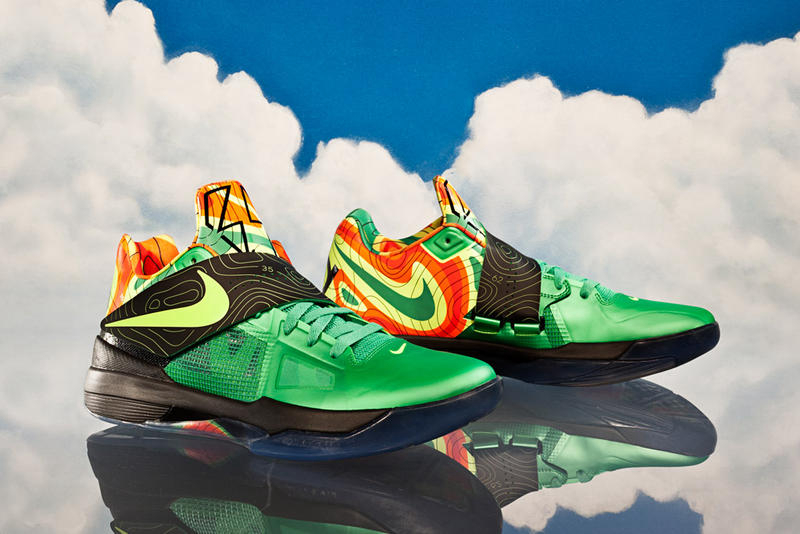 Nike,Kyrie 7,Weatherman,气象员  致敬队友杜兰特!欧文「气象员」Kyrie 7 太酷了!