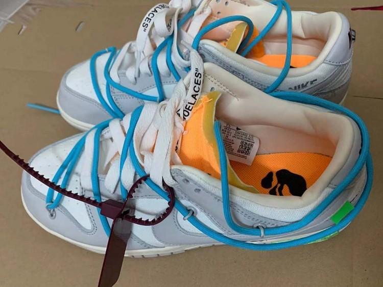 Virgil,THE 20,OFF-WHITE,Nike,D  持续输出!OW x Nike 又一配色曝光!看来传闻是真的!