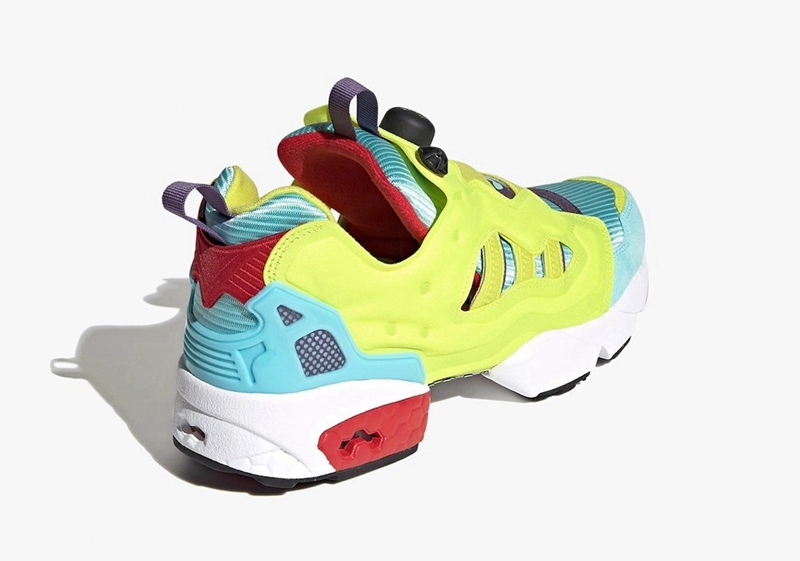 Reebok,adidas,ZX Fury,ZX Pump,  撞色鞋面超吸睛!Reebok x adidas 最新联名你打几分?