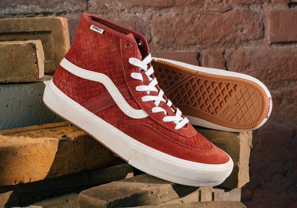Vans,NJ Skateshop,Half Cab,Sli  麂皮质感爆棚!精品 Vans 联名即将发售!