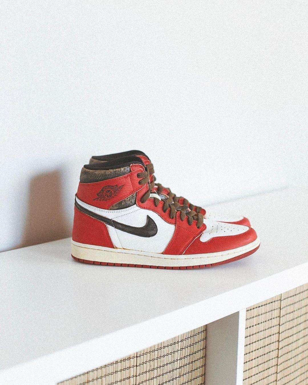 DJ SODA,AJ1,Air Jordan 1,Nike,  SODA 又营业!性感旗袍配球鞋直接封神!这双亲友限定头一次见!
