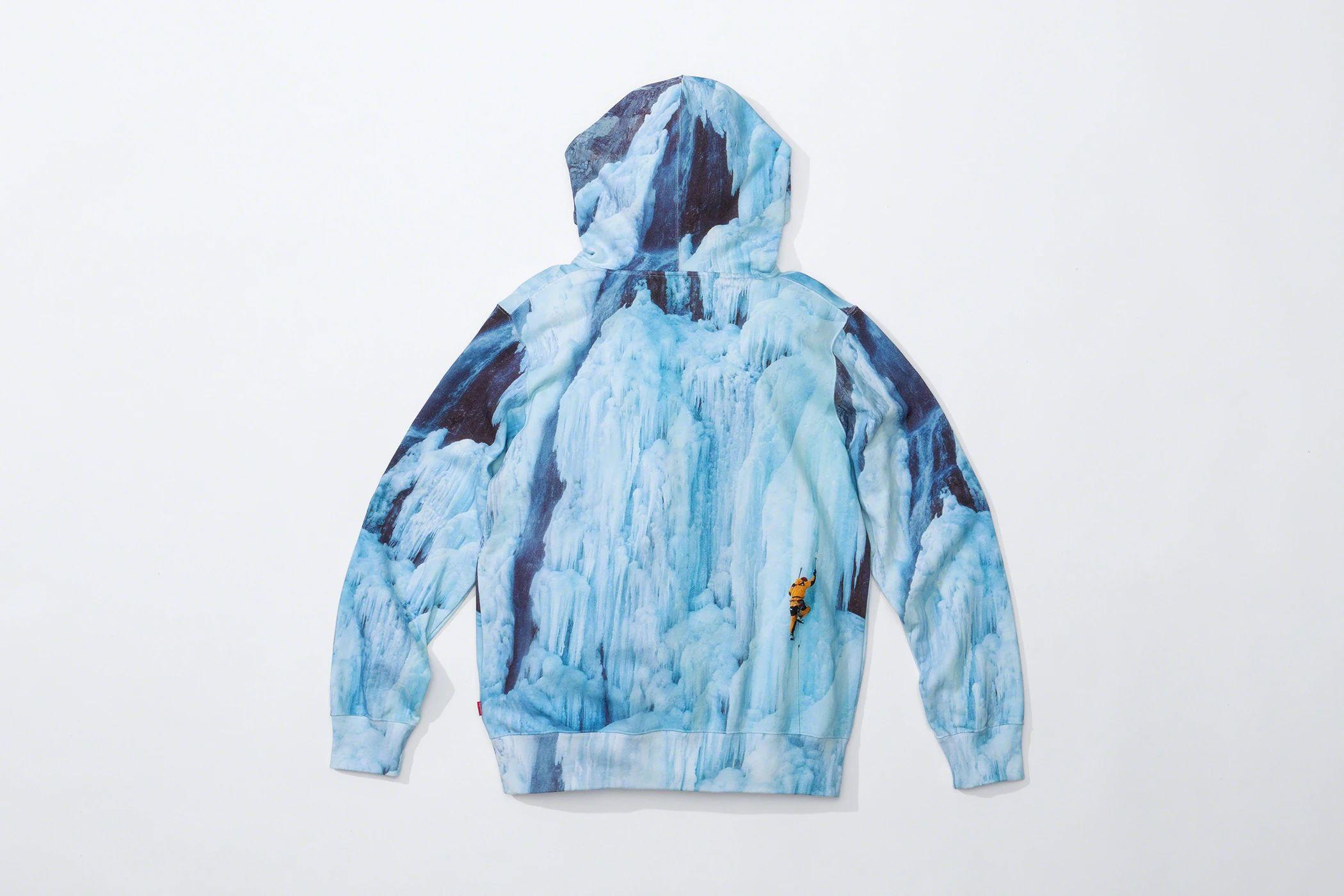 Supreme,The North Face,TNF,发售  雪山又来了!新一季 Supreme x TNF 官宣!你觉得好看吗?
