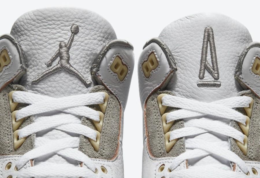 AJ,AJ3,A Ma Maniére,Air Jordan  想买还得再等等!高规格 Vibe 风联名 AJ3 宣布跳票!