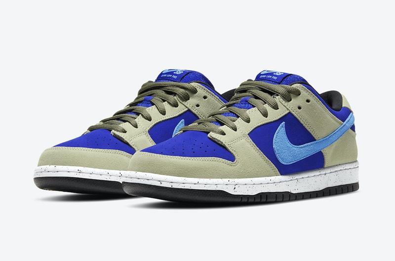 Nike,SB Dunk Low,Celadon,BQ681  「蝎子莱莱 2.0」!?这双全新 Nike Dunk SB 你爱了吗!
