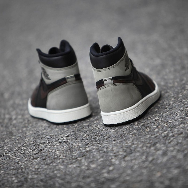 AJ,AJ1,Air Jordan 1 High OG,Ru  变色龙 + 影子灰!全新 Air Jordan 1 上架官网!