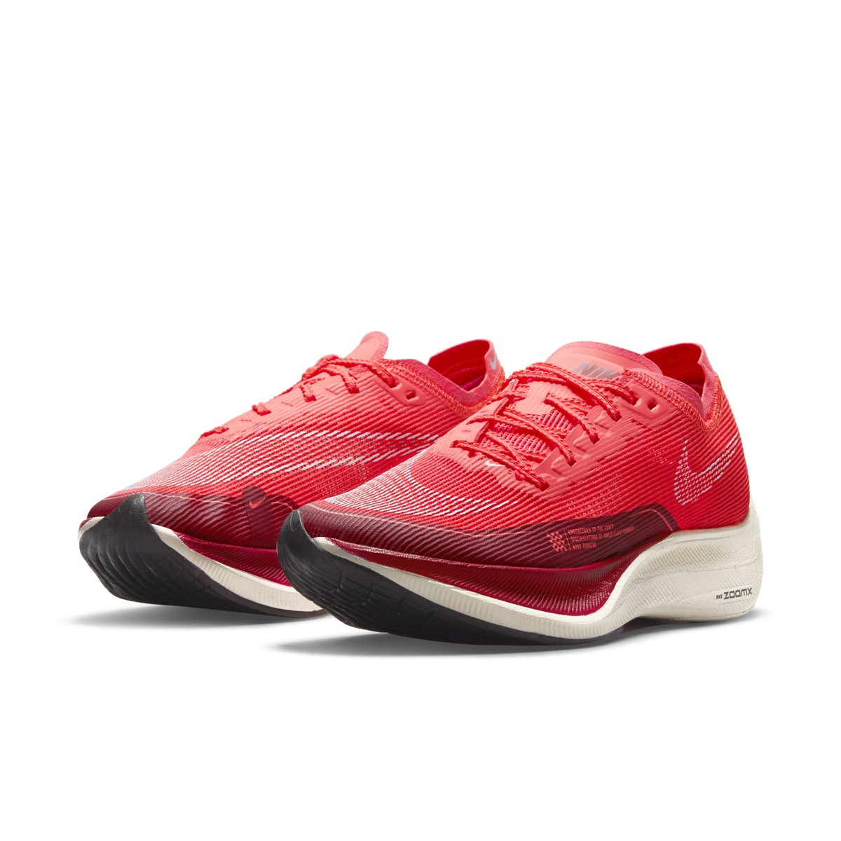 Nike,ZoomX Vaporfly NEXT% 2,曝光  耀眼的一抹红!Nike 旗舰跑鞋 NEXT% 2 新配色曝光!