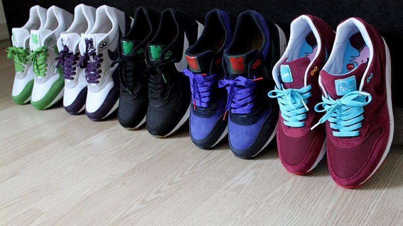 patta,Nike Air Max 1,Nike  市价破万!Patta x Nike 天价联名要来了!