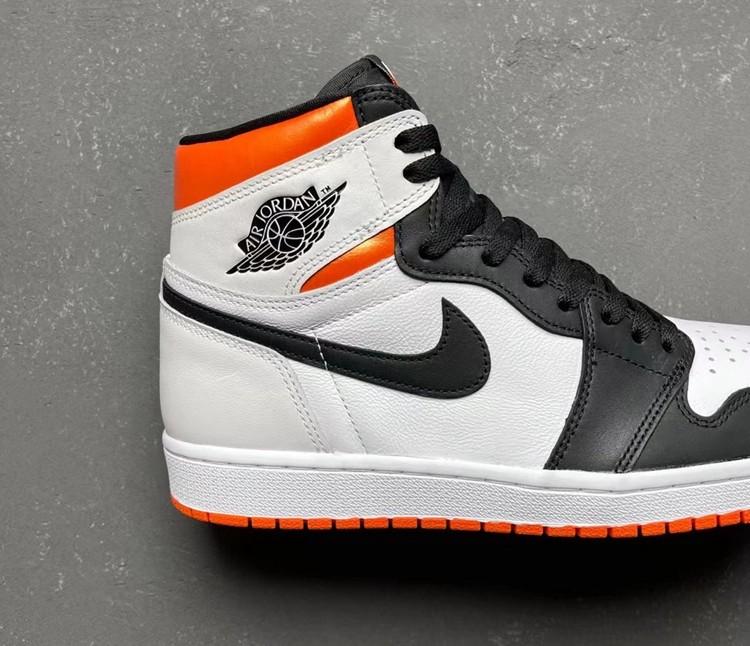 Air Jordan 1,Electro Orange,55  很难不心动!「扣碎篮板 4.0」Air Jordan 1 七月正式发售!