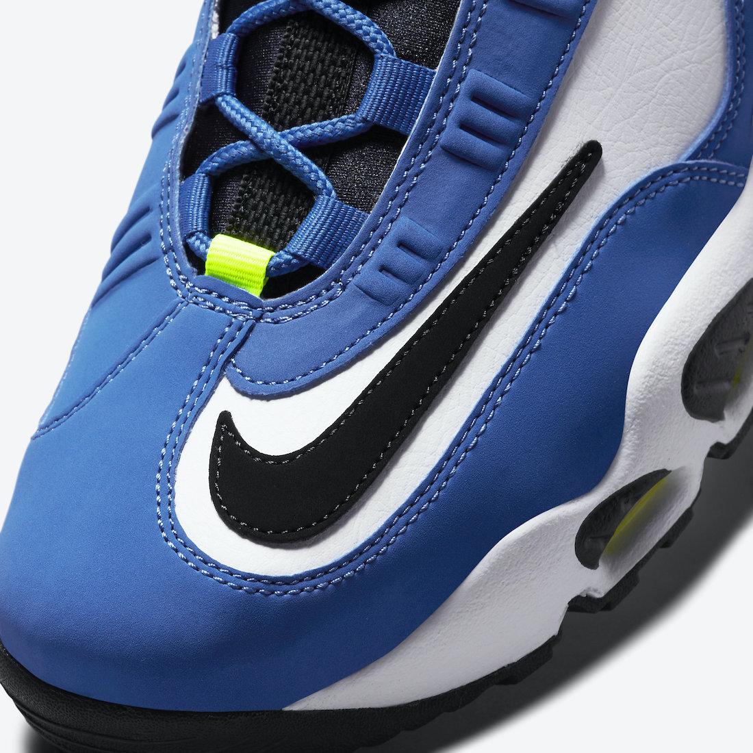 Nike,Air Griffey Max 1,发售, DJ5   25 周年庆!Air Griffey Max 1 经典配色即将复刻!