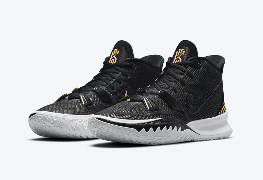 Nike,Kyrie 7,发售,CQ9326-005  细节满满的实战好鞋! Kyrie 7 新配色曝光!