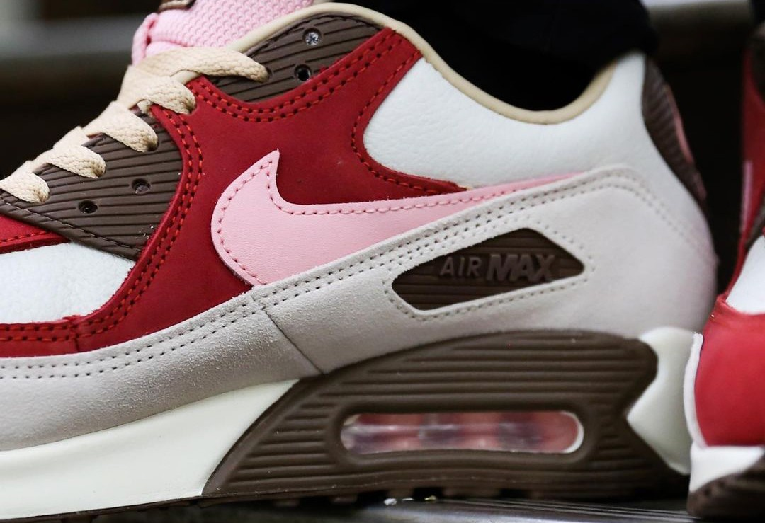 Nike,Air Max 90,发售,CU1816-100  万元亲友同款回归!培根 Air Max 90 即将发售!