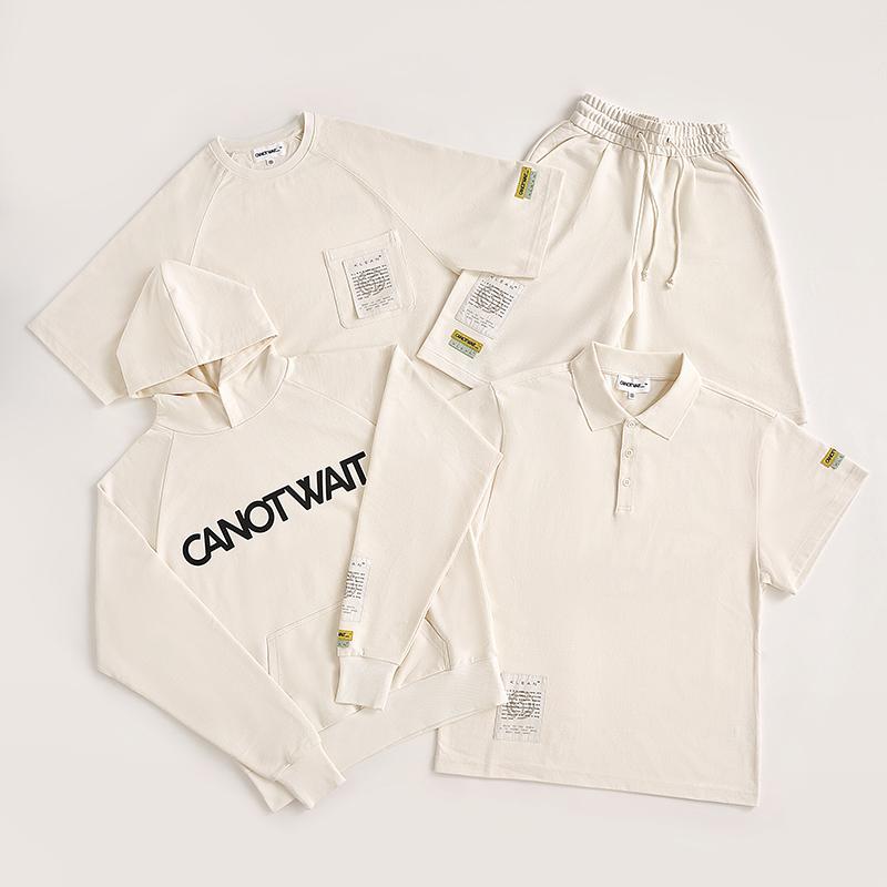 CANOTWAIT_,服饰,发售  纯白高街风也太顶了!陈伟霆最新联名正式发售!