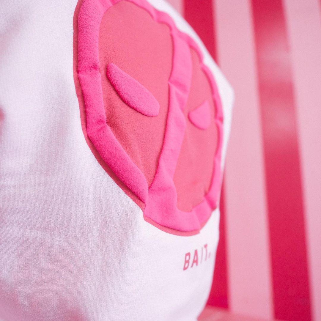 美津浓,死侍,BAIT  漫威 IP 又来了!这么粉嫩的「联名新鞋」真是头一次见!