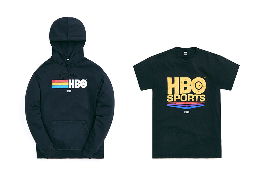 KITH,发售,HBO  美剧迷必冲!KITH x HBO 服饰系列正式发售!