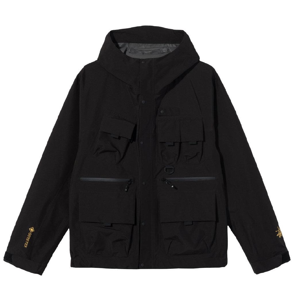 Stüssy,GORE-TEX®,发售  Stüssy 全新联名现已发售!枯叶冲锋衣太帅了!