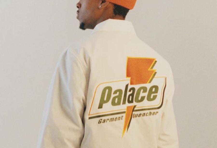 """Palace,发售,Gatorade  Palace """"致敬"""" 佳得乐!西瓜 T 恤要火!"""