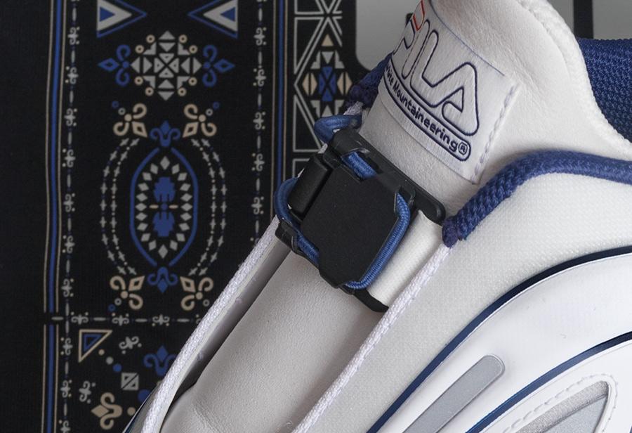 FILA FUSION,White Mountaineeri  买到能省好几千!这个超「贵」的牌子又出了双联名鞋!上脚增高 5 cm!