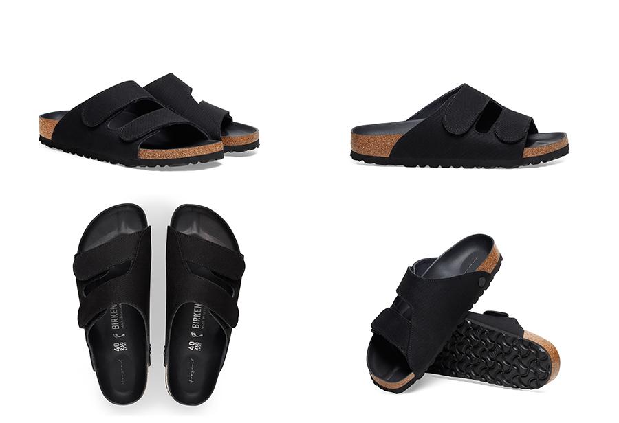 BIRKENSTOCK,发售  奢华感爆棚!「拖鞋贵族」新联名现已发售!