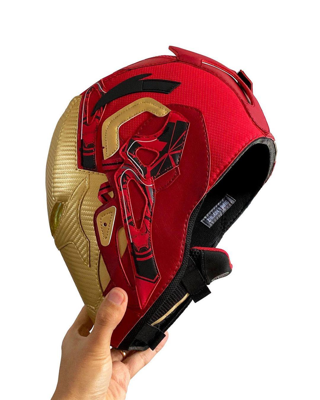 球鞋面具,口罩,韦德之道 9  有钱人会玩!把韦德之道 9 做成口罩!太帅了吧!