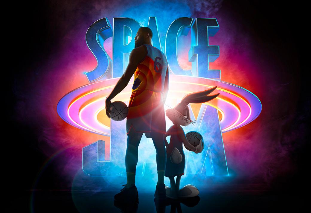 Space Jam,空中大灌篮,詹姆斯  朋友圈刷屏!詹姆斯《空中大灌篮 2》预告片来了!再现詹韦连线!