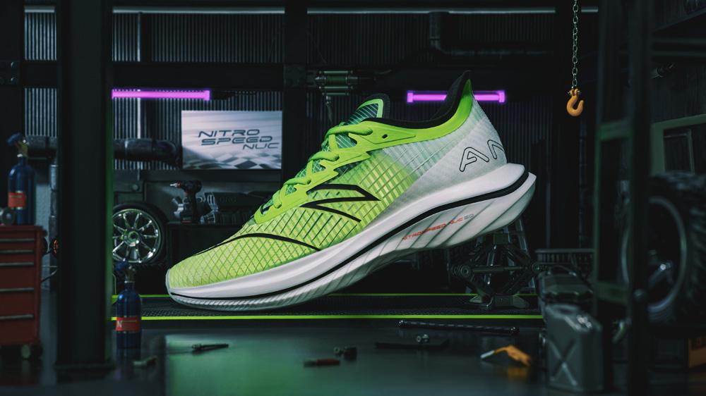 安踏,anta,C202 GT  限量 202 双!全掌碳板 + 双密度缓震!最新「顶级跑鞋」今天不到千元就能买!