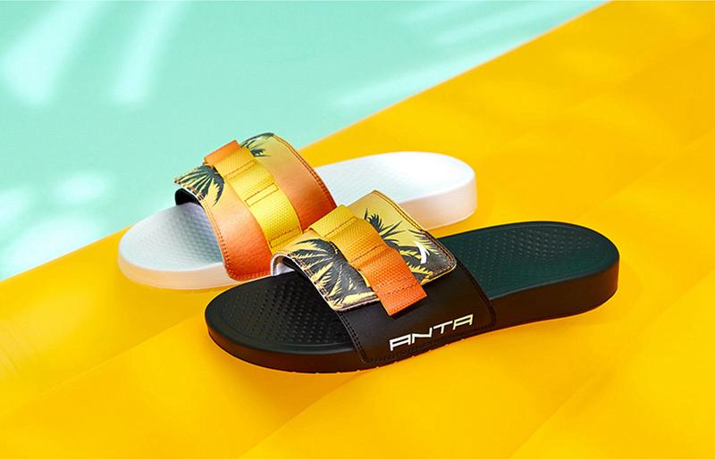 拖鞋,中国李宁,巴黎时装周,小黄人,anta,lining,  最低¥69!软弹脚感、重磅联名都有!夏日拖鞋选它们准没错!