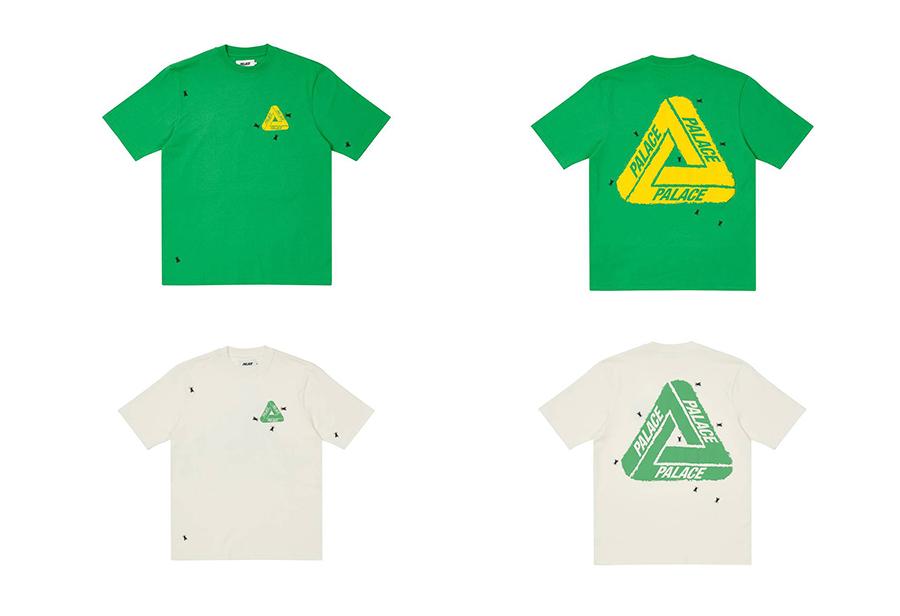 """Palace,发售  """"苍蝇"""" T 恤玩味十足!Palace 第九周服饰系列即将发售!"""