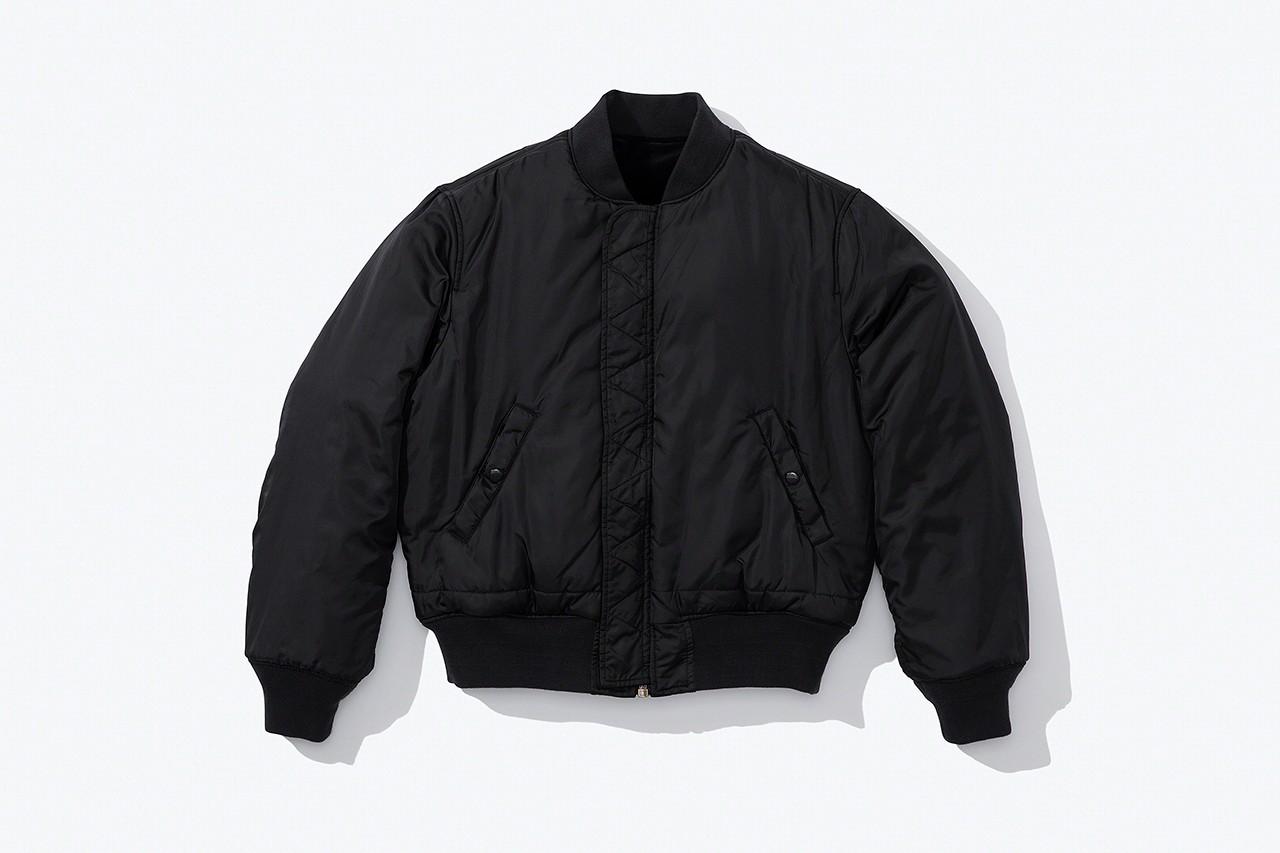 Supreme,发售  Supreme 全新艺术家联名本周发售!骷髅夹克有点帅!