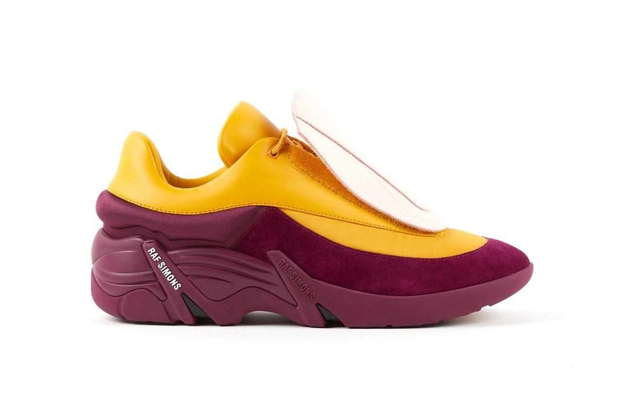 Raf Simons,发售   如此前卫设计!Raf Simons 全新鞋款系列现已发售!