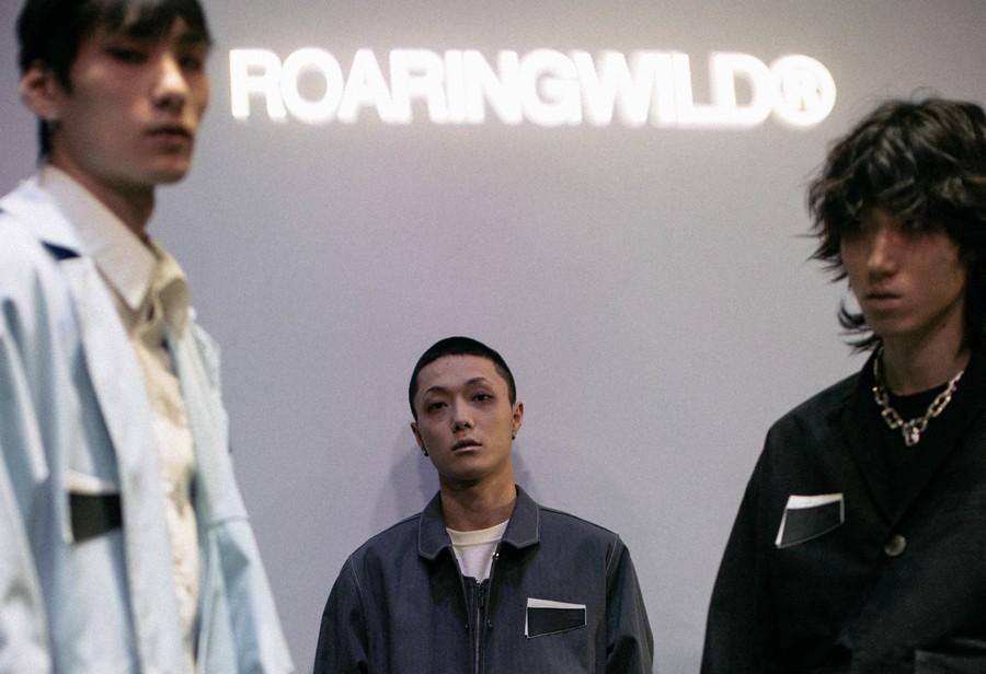 ROARINGWILD,AW21,RUNWAY  赛博朋克气息拉满!ROARINGWILD 全新系列曝光!