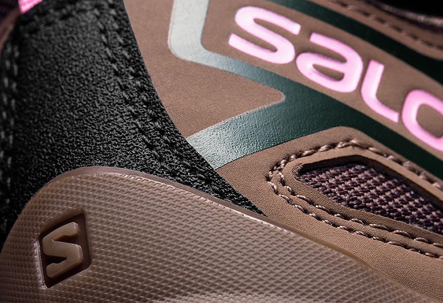 SALOMON,X Ultra 3 GTX,Better™  巧克力配色加持!全新 SALOMON 联名鞋款实物曝光!